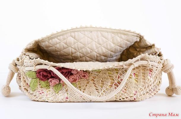 Романтичная сумочка