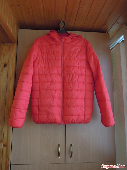 Размер куртки 48 спб