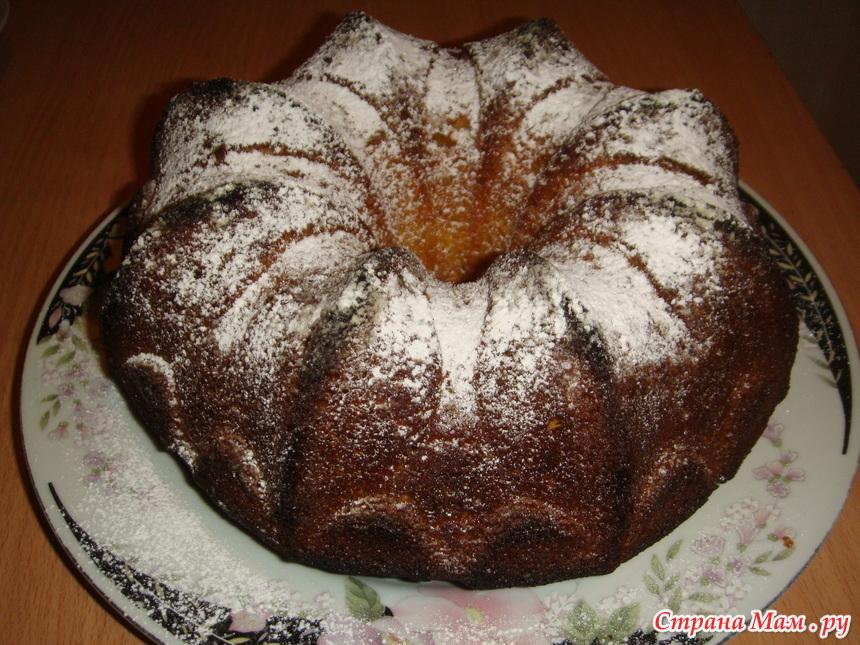 Торт бисквитный с помадкой рецепт