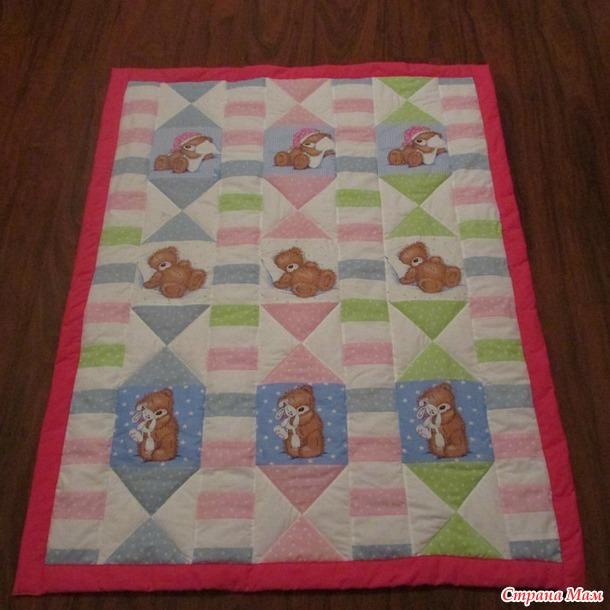 Одеяло для принцессы