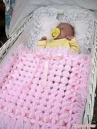 Рукоделие для новорожденных своими руками