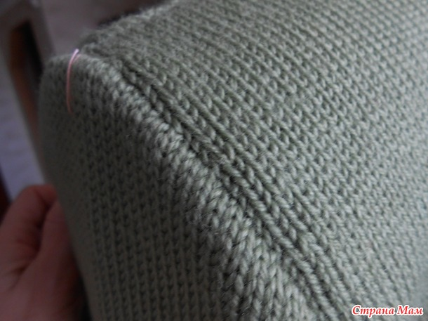 А как вы вшиваете рукава?..