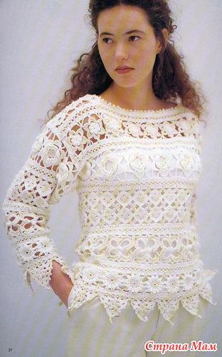 Блузка К Джинсам
