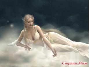 Богиня утренней зари от Оксаны Ивановой