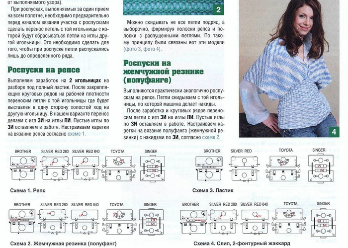 Вязание крючком топы схемы описание