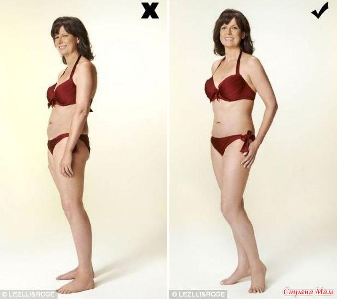 Как правильно позировать для фото в купальнике