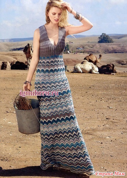 Страна мам платье от миссони