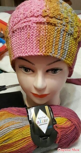 Китайская шапочка