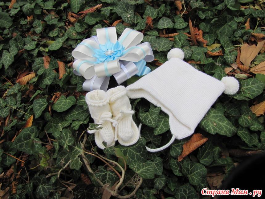 Страна мам вязание пледа новорожденному