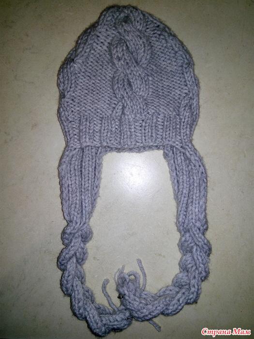 针织护耳帽 - maomao - 我随心动