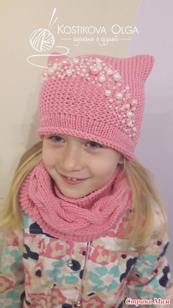 """一顶奢华和简单的儿童帽""""月球轨道"""" - maomao - 我随心动"""