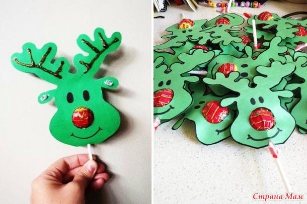 Идеи новогодних поделок, которые можно смастерить с детьми