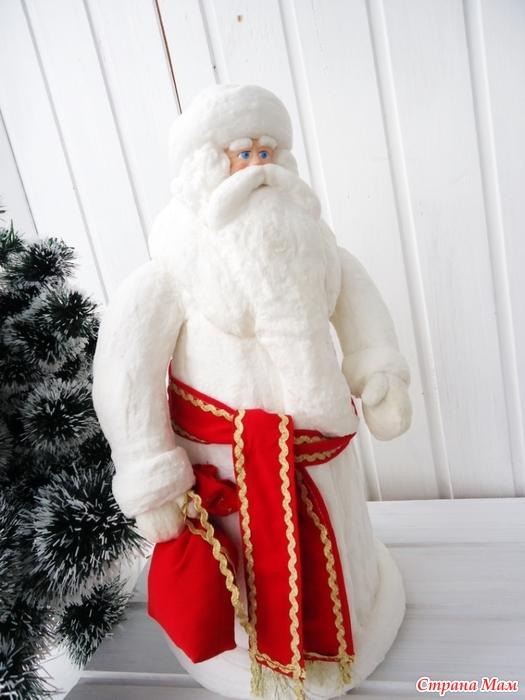 Дед мороз мастер-класс