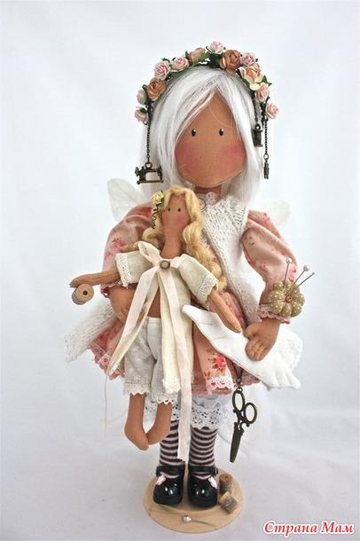 Выкройка кукол дилара низамутдинова