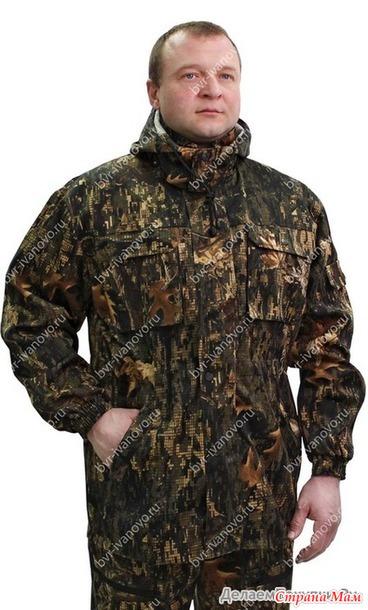 одежда для охоты и рыбалки купить в воронеже