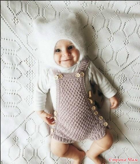 Вязание для малышей страна мам 2016 год