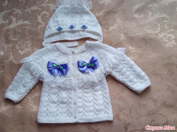 костюм для малышки