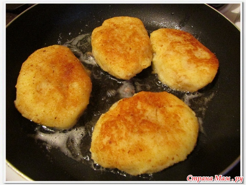 Картофельные зразы с грибами и мясным фаршем пошаговый рецепт