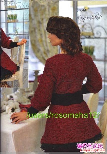 Модели женской одежды