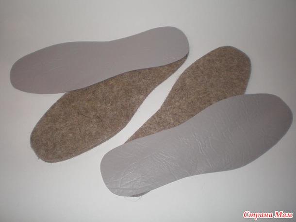 Тапочки-носки мужские. - Вязание - Страна Мам