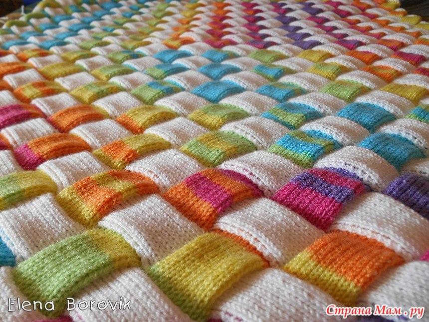 Какие нужны спицы для вязания шарфов