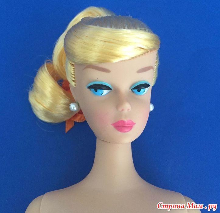 Ponytail barbie