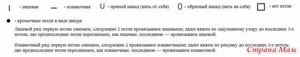 """детская шапочка узором косы """"Японский аран"""" + описание"""
