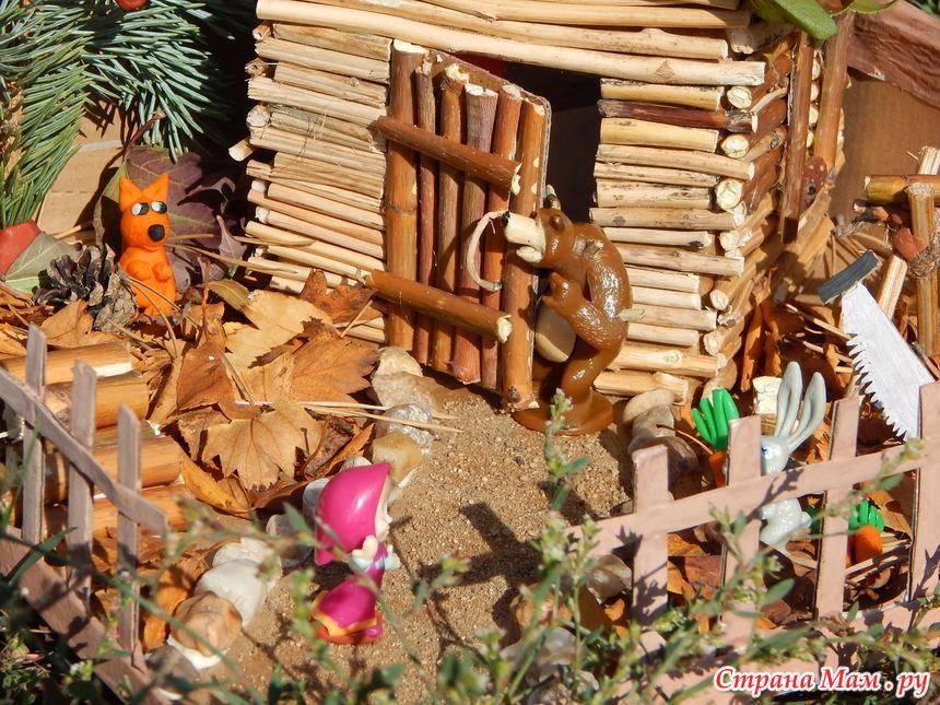Осенний огород поделка 50