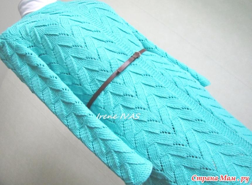 针织开衫(半大衣) - maomao - 我随心动
