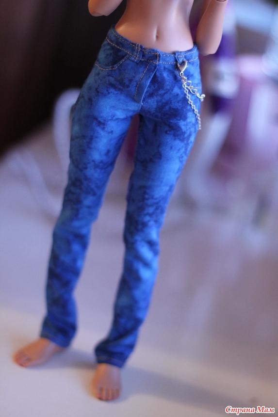Как сделать варенки джинсы в домашних условиях 98