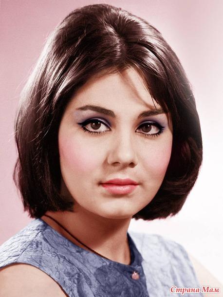 Самые красивые и талантливые актрисы Нашего кино.