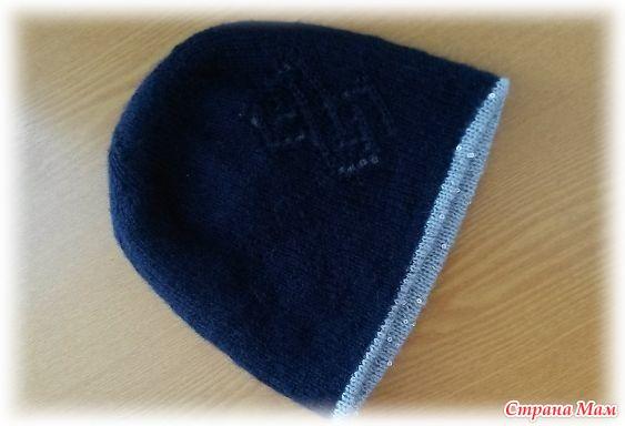 针织双面童帽 - maomao - 我随心动