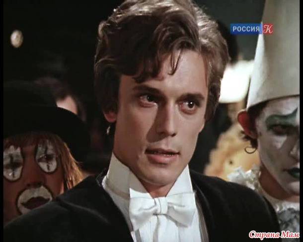 "Фильмы-юбиляры. ""Принцесса цирка"". 1982 год."