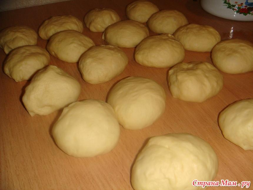 дрожжевое тесто по госту рецепт с фото