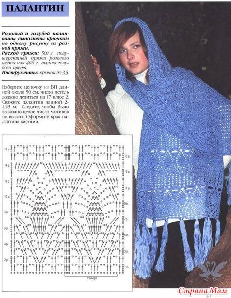 Фото вязание крючком и спицами