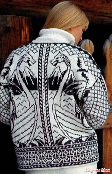 """Куртка """" Лодка Viking"""" от Сенднес дизайн"""