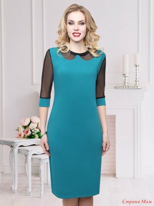 Одежда платья российских производителей