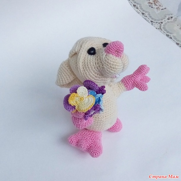25 петелек вязание крючком игрушки
