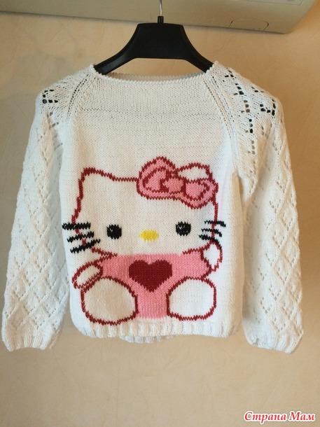 Джемпер Hello Kitty