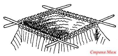 """. Замечательное пособие """"Самоучитель по вязанию"""". Продолжение. Урок 33. Разновидности воротников"""