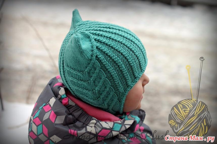 """针织帽子""""太妃糖的猫"""" - maomao - 我随心动"""