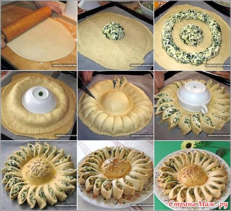 Оригинальные рецепты тортов с фото пошагово