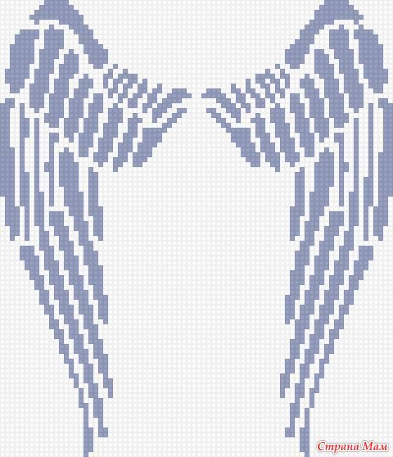 """针织毛衣""""翅膀"""" - maomao - 我随心动"""