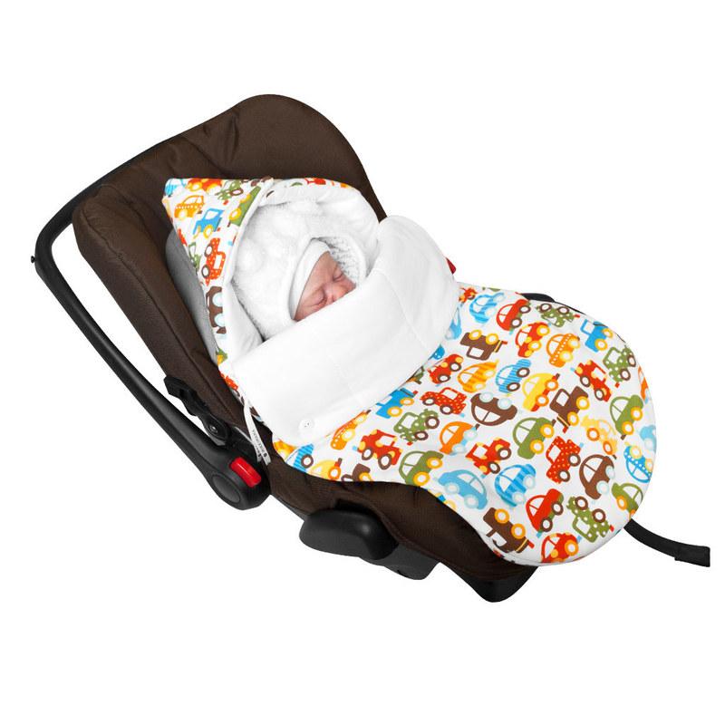 Конверт для новорожденного в автолюльку