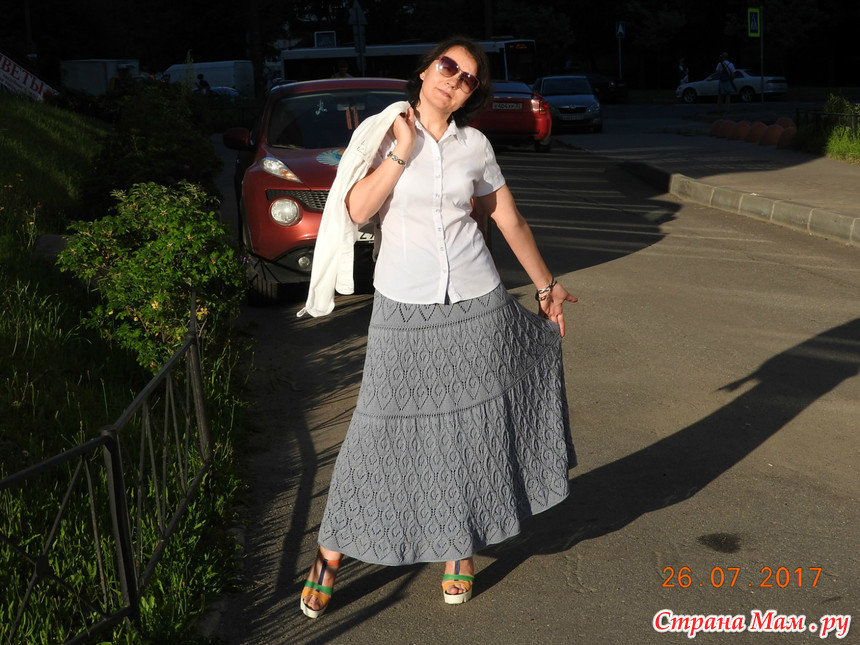 """""""夏天的雨""""+""""夏天的热""""+""""丰富的裙子"""" - maomao - 我随心动"""