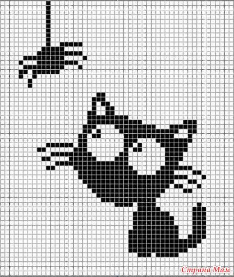 """针织""""夏日里的小猫"""" - maomao - 我随心动"""