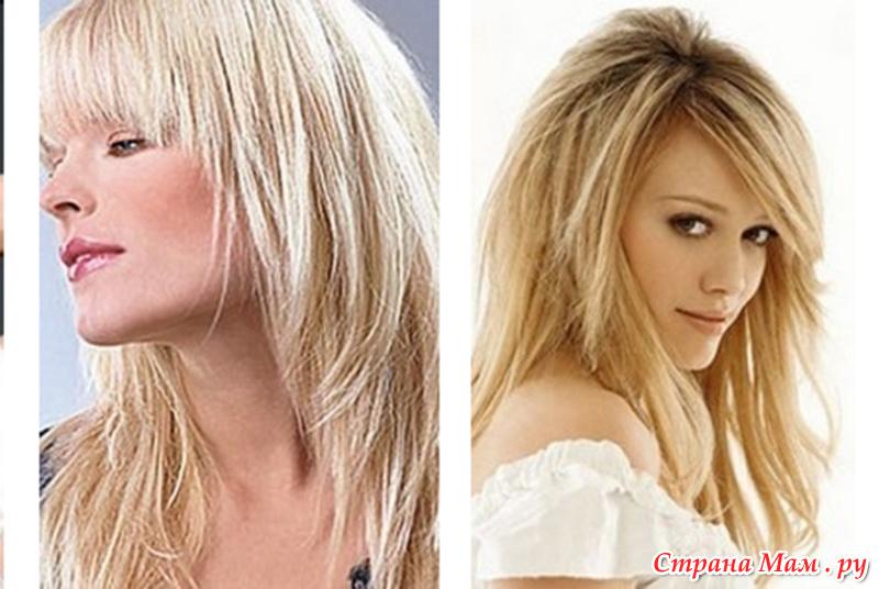 Прически на тонкие не густые волосы