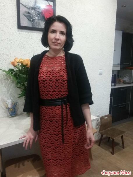 Платье от \