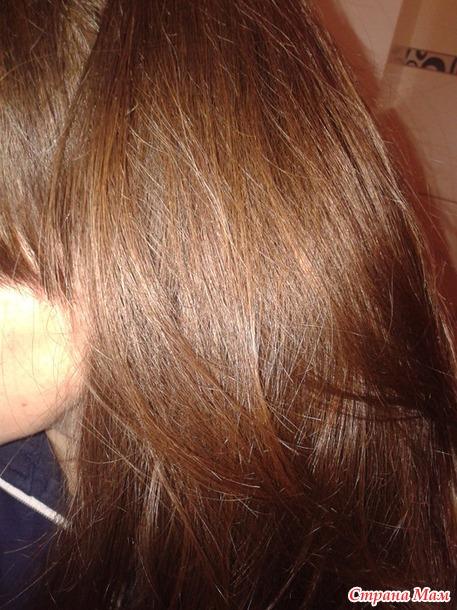 Мою волосы не чаще раза в неделю и только продуктами питания (фото по просьбам)