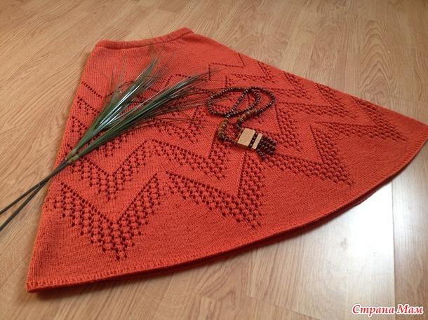 "Моя юбка ""Летний дождь"" от Наталии Radegast"